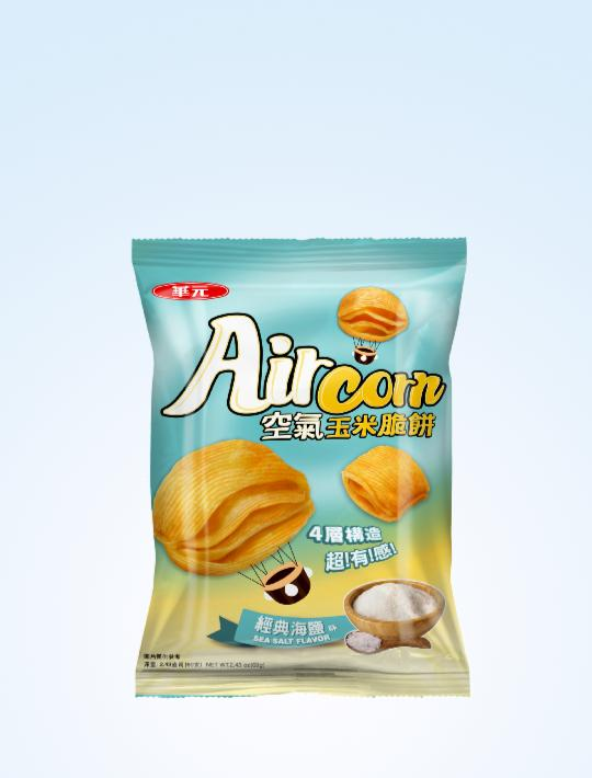 AirCorn Sea Salt 69g