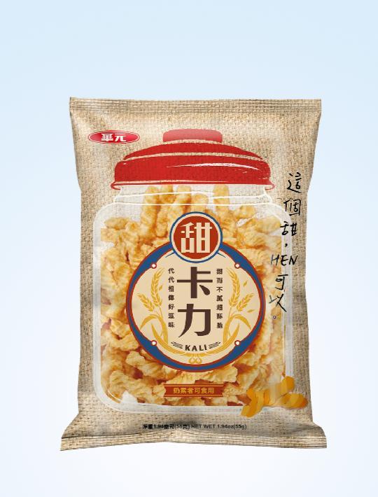 Kali Crispy Cracker Sweet 55g