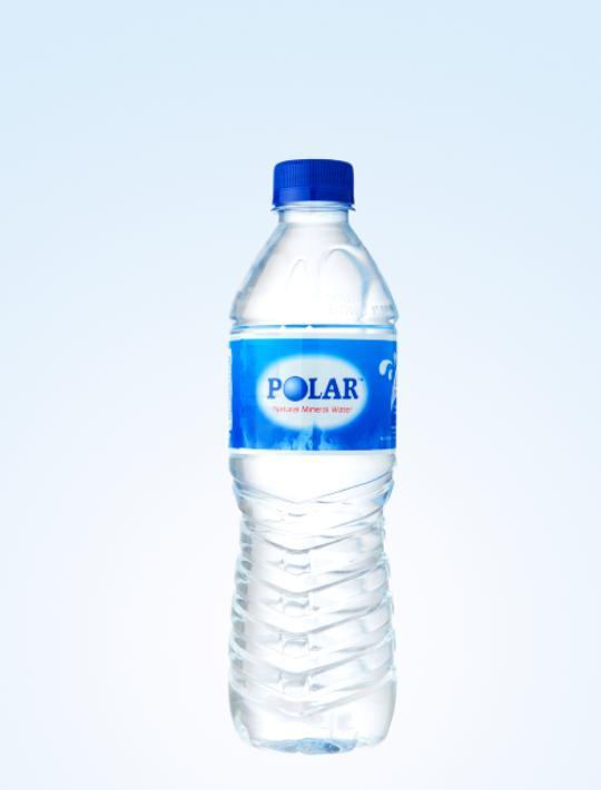 Polar Natural Mineral Water 600ml