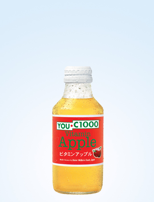 You C1000 Vitamin Apple 140ml